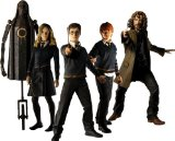 Harry Potter and the Order of the Phoenix Action Figures Set