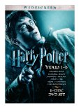 Get Harry Potter Years 1-6 on DVD at Amazon
