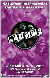 Maelstrom International Fantastic Film Festival 2011 Poster