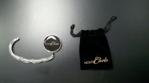 Monte Carlo Branded Purse Hook